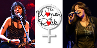 The Women of Rock